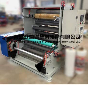 高速烫孔机生产线 高速薄膜打孔机生产设备