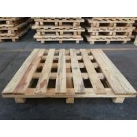 广西木托盘载具 货场木制包装输送使用