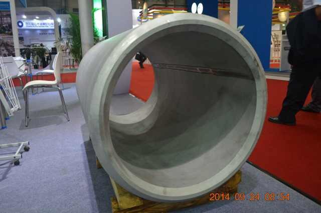 不锈钢管件丝锥加工过程及注意事项