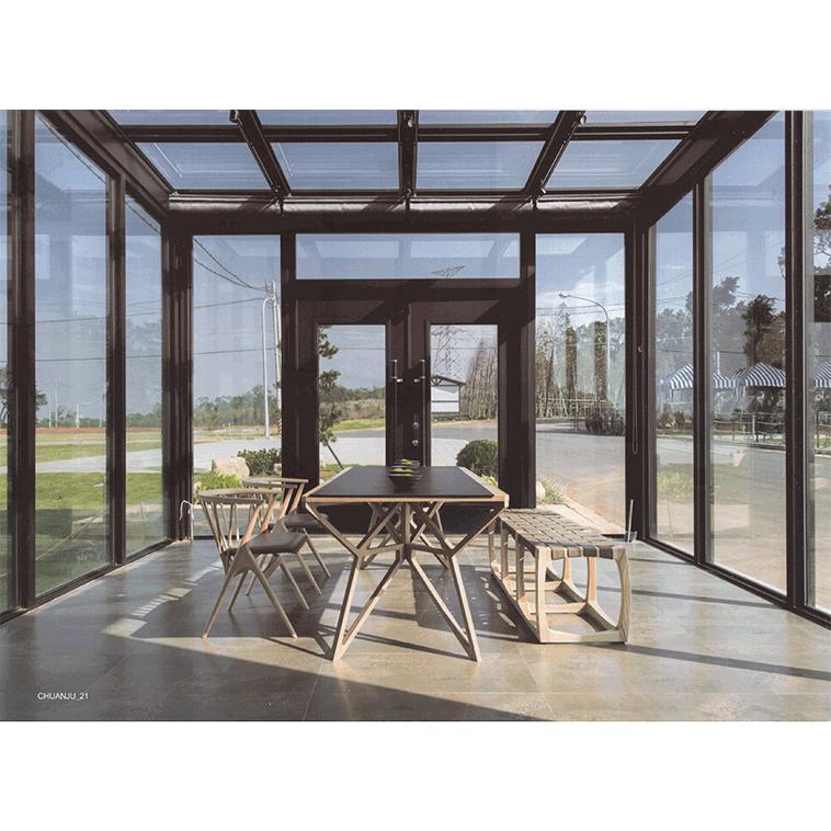 川居门窗-110阳光房系列