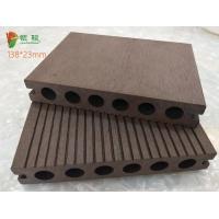 户外塑木地板木塑栈道地板 防腐防霉耐磨木塑地板