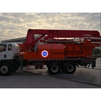 湖南湘建众源机械搅拌泵车