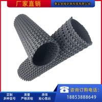 PE硬式透水管 曲紋網狀硬式透水管  牙山網狀透水管