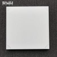 汕尾捷龙整体铝吊顶定制 UV印花铝天花 方形铝扣板
