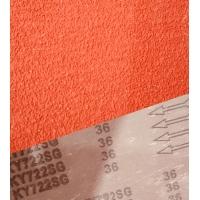 不锈钢铸件精密金属表面处理KY722SG陶瓷砂布砂带
