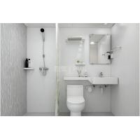 整体式卫生间、一体式卫生间、成品卫生间