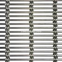金属幕墙网 不锈钢装饰网 合股绳网金属编织网