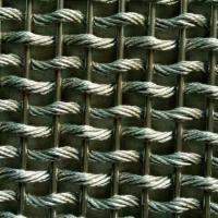 供应金属装饰合股网 合股幕墙金属装饰网隔断网