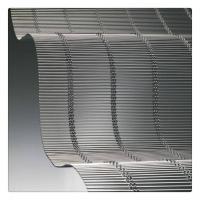 绵瑞直供不锈钢装饰网帘建筑幕墙金属网合股装饰网