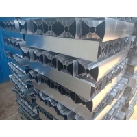 GLZY95-93/1600-1.2型无缝钢铝复合散热器