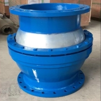 安徽合肥供应双球球形补偿器多方向位移管道设备