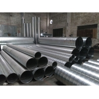 佛山新诚不锈钢风管环保设备工程
