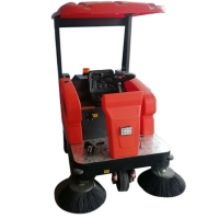 小型座驾式扫地机 无尘电动扫地机 灰尘垃圾清扫车