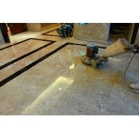 石材玻化翻新|大理石地面玻化翻新|石材翻新|喜得兴石材护理