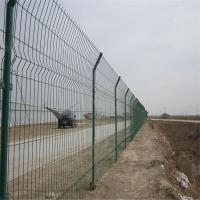 公路護欄網生產 圍墻護欄 圈地網圍欄 小區隔離柵