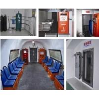 矿用避难硐室,压风供水自救,压缩氧自救器,氧气呼吸器