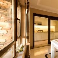 華興HA88D鋁包木內開窗,設計獨特,美觀耐用