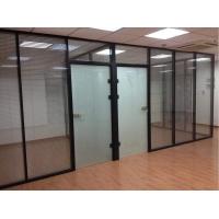 武汉玻璃隔断,高隔间,办公隔断,玻璃隔断墙,高隔断
