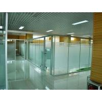 铝合金隔断铝合金玻璃隔断单层双层玻璃百叶窗