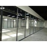 磨砂,透明钢化玻璃隔断隔墙效果图隔断批发