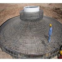 風電基礎模板-風電混凝土基礎鋼模板-多次周轉