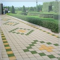 焦作防滑纯色耐磨优等广场砖
