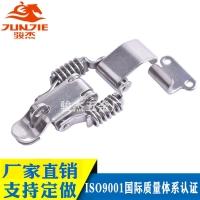 扁嘴弹簧扣 箱包扣军工配件汽车五金锁铁不锈钢J119