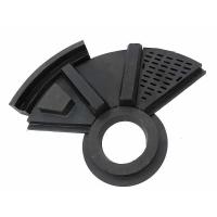 ø1200-ø6000球磨機橡膠襯板橡膠