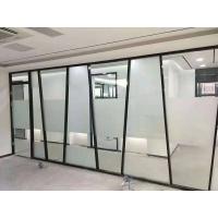 美尚高隔隔断   办公室玻璃隔断  钢化玻璃隔断