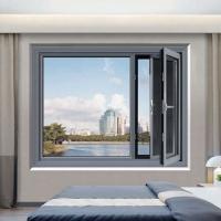 坚美断桥铝门窗价格_桂林铝合金门窗_坚美铝材批发-建丰门窗