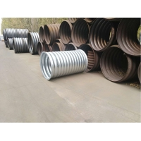 DN500 800 1000钢质镀锌波纹管涵