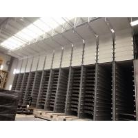 定制安裝工業滑升門