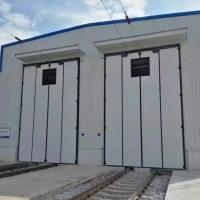 奥文定制 地铁、高铁库折叠门 节约空间 保温 密封 外观新颖