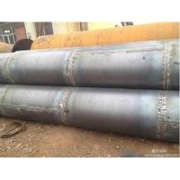 大口径焊接螺旋钢管生产