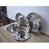 小型316不锈钢对焊法兰生产