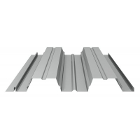 688型楼承板厂家,6米长楼承板规格型号打包不少于4道捆扎