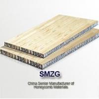 定制木纹涂层 PVC膜覆合铝蜂窝复合板