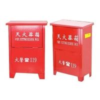 北京滅火器箱子 干粉滅火器箱盒子尺寸規格