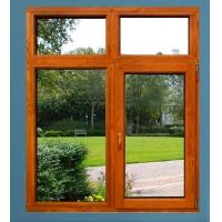 西安南沐隔音窗D-90铝包木门窗