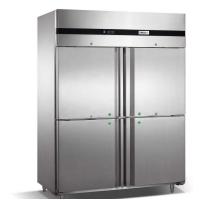 山西太原冰之峰商用冷柜廚房四開門冰柜