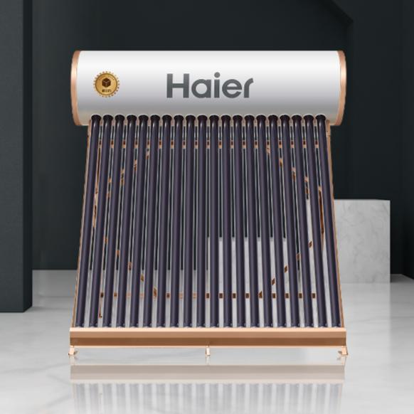 海尔家用i6太阳能热水器全自动光电两用20支管