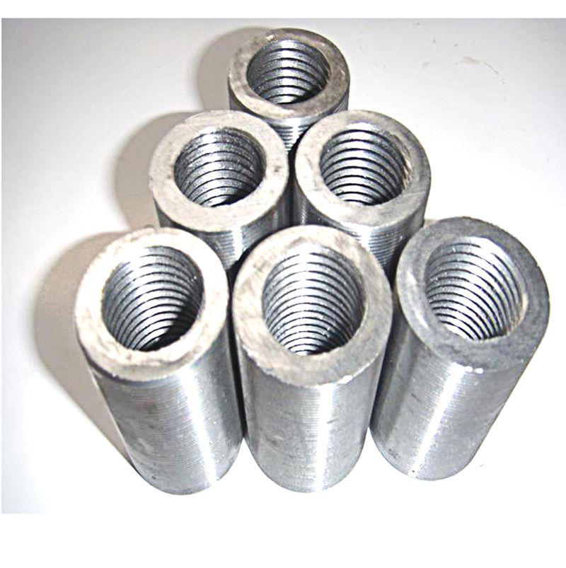 钢筋套筒 直螺纹钢筋连接套筒 钢筋连接套筒 批发定制