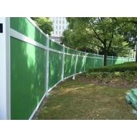 热销建筑地工PVC围挡铁板围挡道路施工塑胶护防围挡隔离安全围
