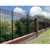 锌钢护栏 铁艺围栏 小区围墙栏 别墅锌钢护栏 高档小区围墙护