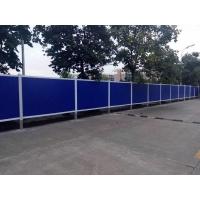 直销道路围挡施工围挡围栏网PVC围挡铁板围挡塑胶护防围挡