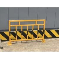 基坑护栏 安全防护栏 金属围栏 市政围栏 地铁护栏 工地安全