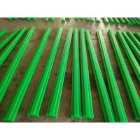 生产加工超高分子量聚乙烯耐磨条 聚乙烯链条导轨