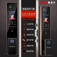 深圳鑫鼎興全自動人臉鎖 智能門鎖 家用防盜門指紋鎖