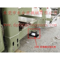 楼上机器用 避震脚,液压平面下料机防震脚,找东永源