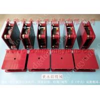 气压式避震器 隔振脚,扪盒模切机橡胶减振脚,找东永源